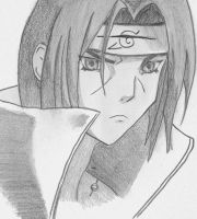 Itachi for magonegroluna by Kanusiak