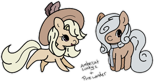 Adopt Collab With Purewonder! by Ambercatlucky2