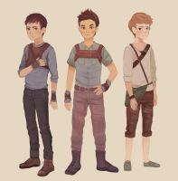 Maze Runner by Lumichi