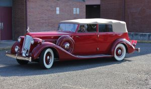 1936  Packard by finhead4ever