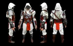 Finished Assassins Creed Armor...Whoot!!! by Jay-Michael-Lee