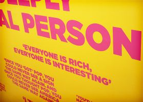 Andy Warhol Quotes No. 2 by JEDW