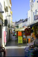 Albufeira Marketplace by surferpete