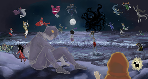 Homestuck iScribble by aruva-chan