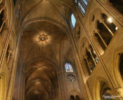 Top of the nave by MorganeS-Photographe