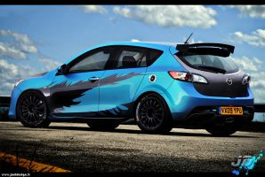 Mazda 3 hatchback by Joel-Design