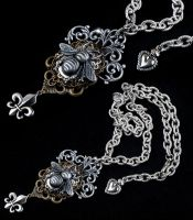 Belladonna Florence Necklace by francescadani