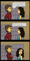 Firefly: Awkward Moment by Firefly-Fans