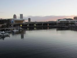 Darling Harbour, Cockle Bay by scentedglitter
