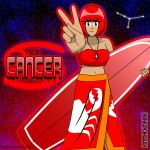 Cancer the Crab by Kitschensyngk