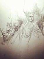 Another Fine Day of Mirkwood by Rosalind-WT