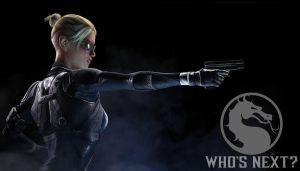 Mortal Kombat X - Cassie Cage Wallpaper by heyPierce