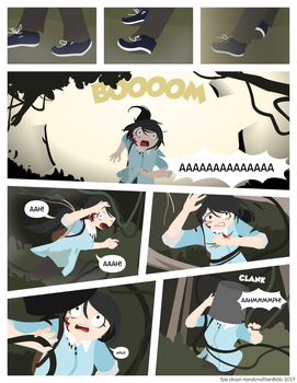 The Whale Fins - #1 Page 6 by AvianHandicrafter