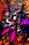 Battle Tendency by MaximoVLorenzo