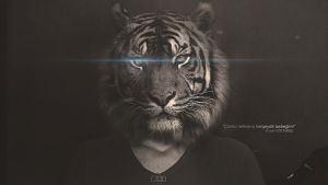 When i was a tiger by erdemkoltukcu