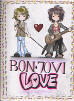 Bon Jovi LOVE :D by Tokitoh