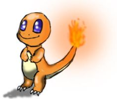 charmander by zipzap-the-raichu