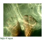 .... feet in the sea .... by porpartes