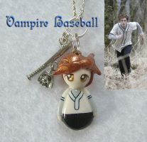 Edward Vampire Baseball by Shielou