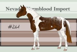 Nevada Warmblood 261 by BRls-love-is-MY-Live