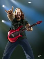 John Petrucci, Unbelievable Guitarist by PVproject