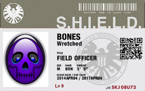 Shield ID by Wretched--Stare
