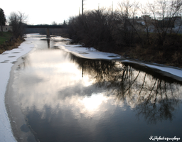 The Crow River by KHproject365