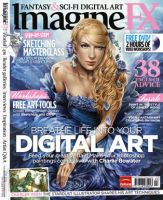 ImagineFX issue 66 by ClaireHowlett