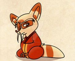 Master Shifu by AgentKelly13