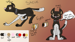 Steve Reference Sheet by WightShadoo