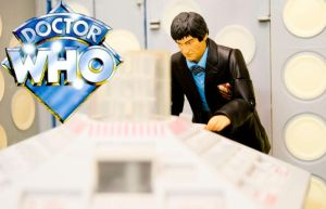 Doctor Who: The Prisoner of Time Teaser Image by Batced