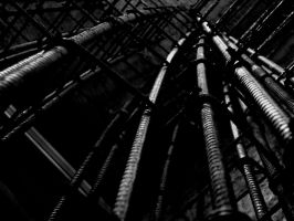 Metal Rods by AtEternitysGate
