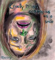 A Cruel Smile by Ello-is-broken
