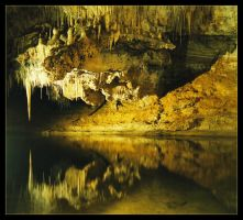 Lake Cave 2 by wildplaces