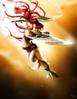 Heavenly Sword by RayOcampo