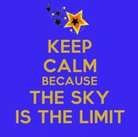 The Sky Is The Limit by kimmylia