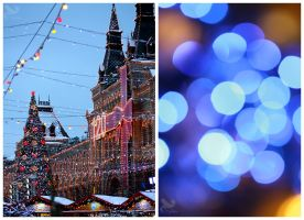Moscow XMAS and New Year by Mrs-Cloudia-S