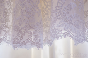 Wedding dress details by FeliDae84
