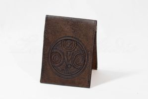 Gallifrey Wallet by taeliac