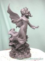 Meadow Faery sculpt by yaamas