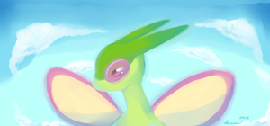 flygon by ericitos