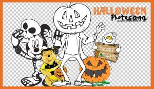 halloween png's by photosoma