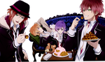 Diabolik Lovers Png by bloomsama