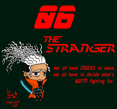 06 - The Stranger by Waffle-the-kitten