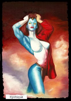 Mystique by byConver
