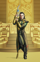 Loki by Georgel-McAwesome