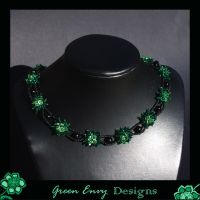 Brynneth back clasp by green-envy-designs