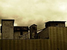 Mill II by Baq-Stock