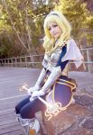 League of Legends: Light Mage by xxpuffy