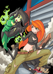 Kim Possible by Ray-D-Sauce